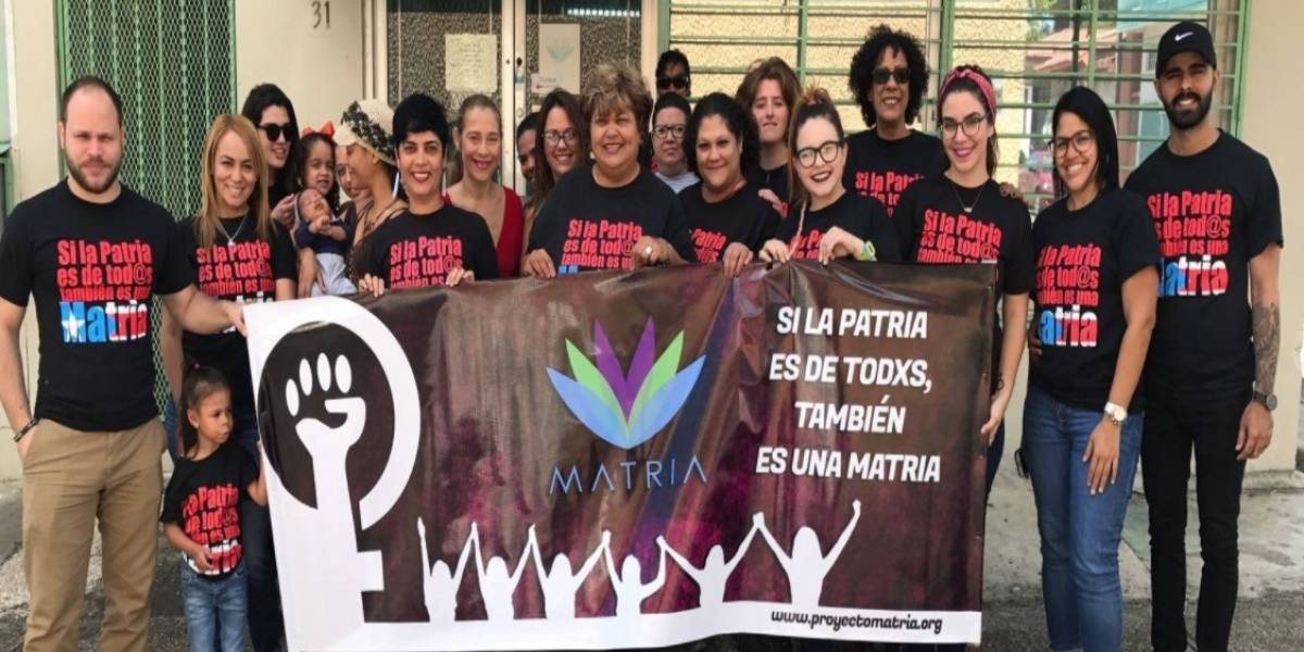 Proyecto Matria denuncia estado de pobreza y violencia que sufren mujeres en Puerto Rico