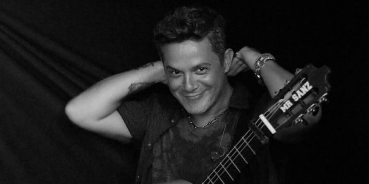 Alejandro Sanz y Pablo Alborán dedican canciones de Rafael Hernández a P.R.