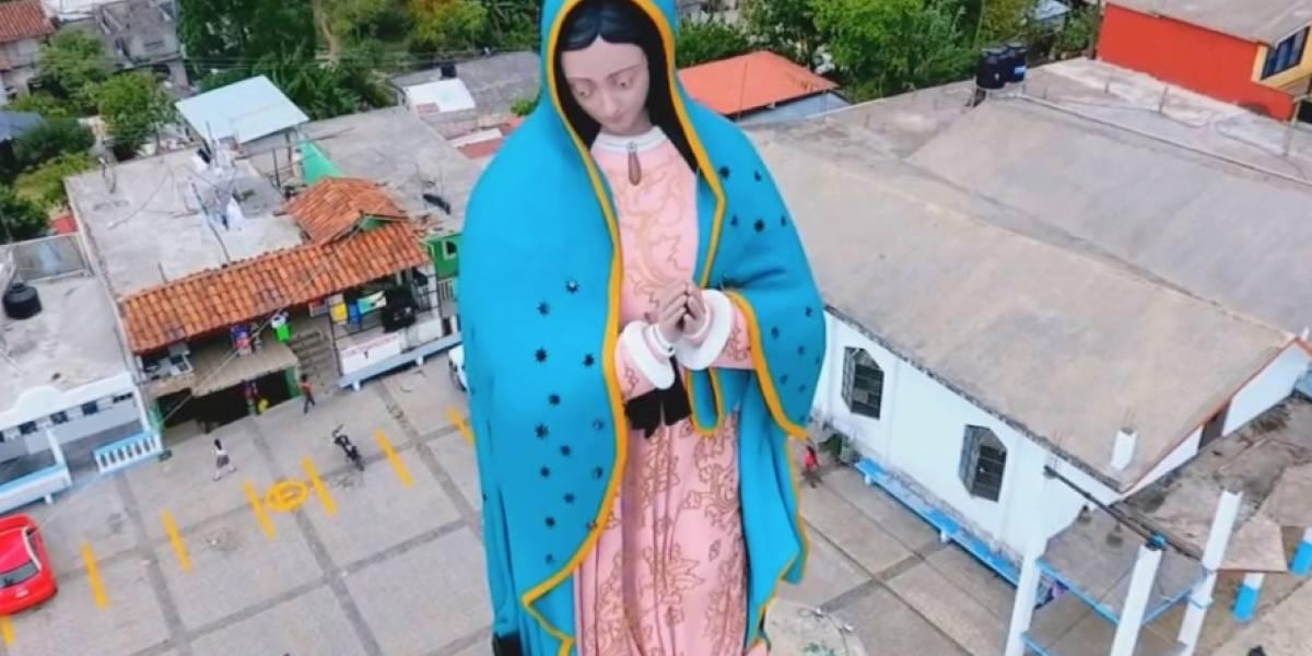 Zacatecas gastará 30 mdp para crear la virgen más alta del mundo