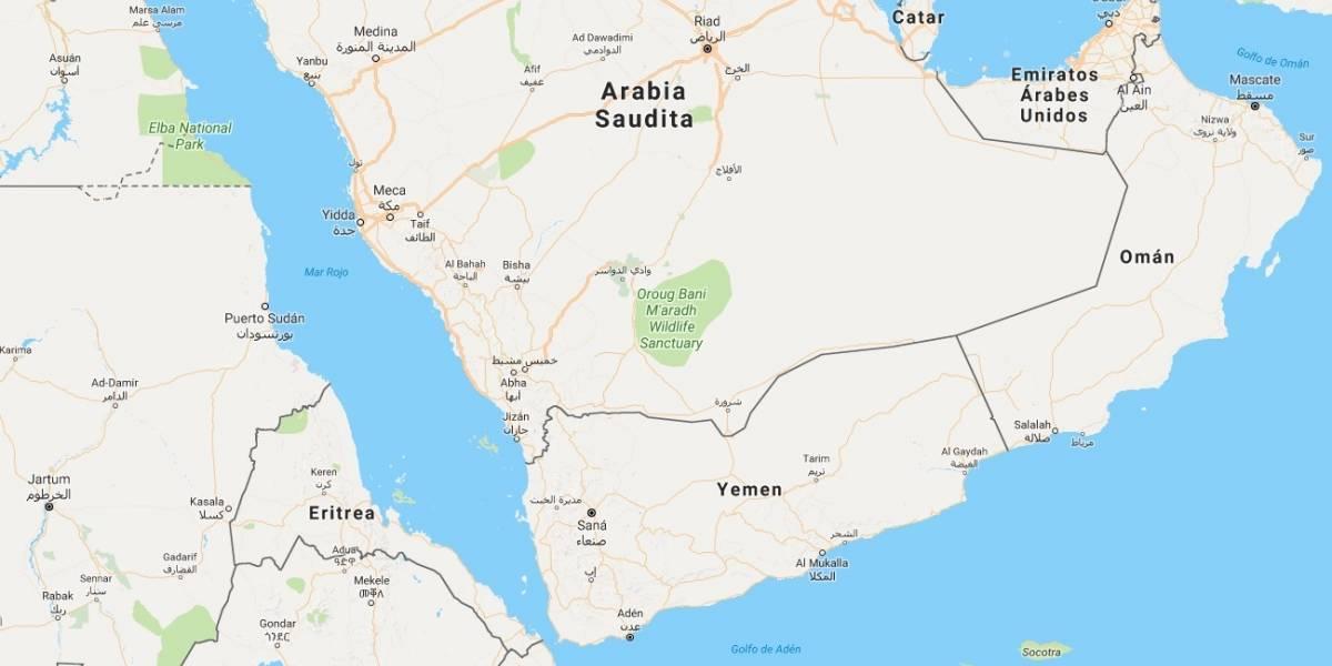 Yemen lanza misil balístico contra Arabia Saudí, reportan medios