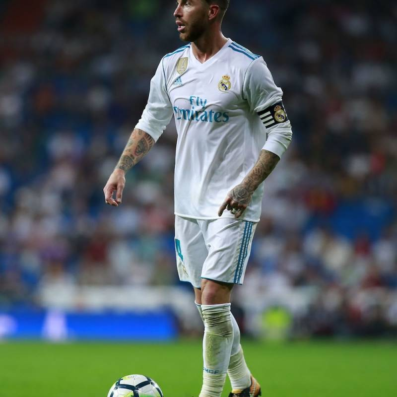 Sergio Ramos/ Getty Images