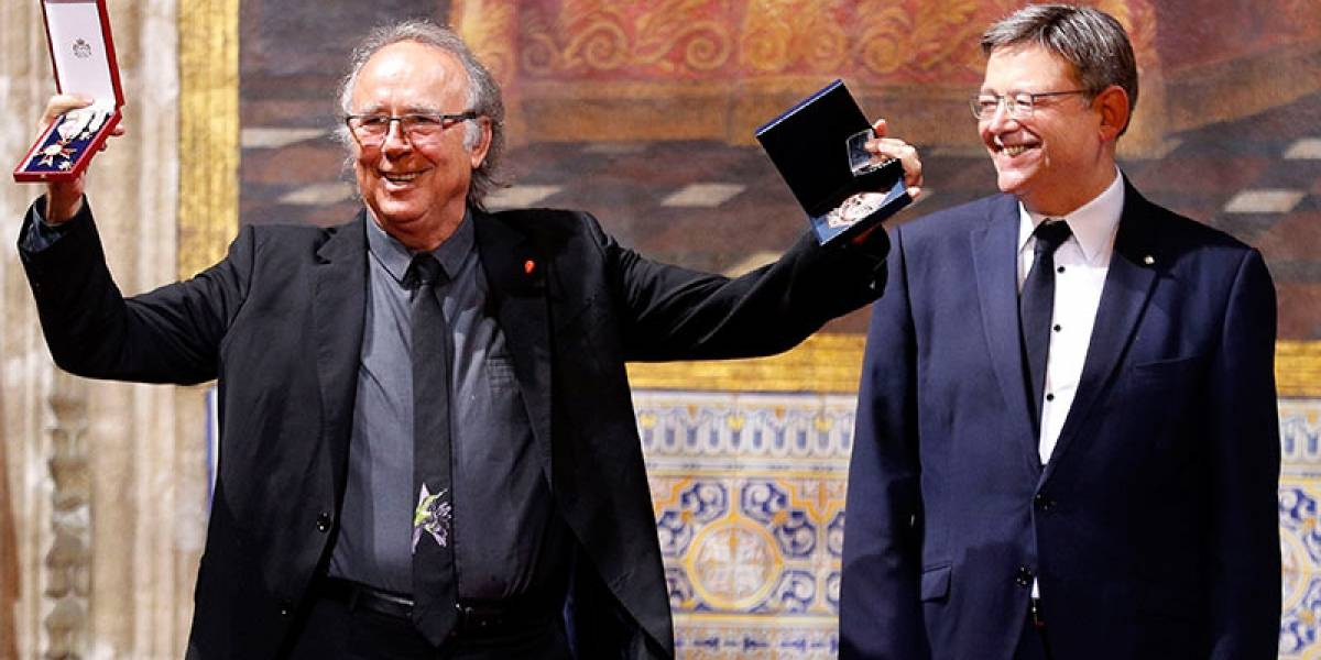 Joan Manuel Serrat invoca a Benito Juárez para resolver crisis en España