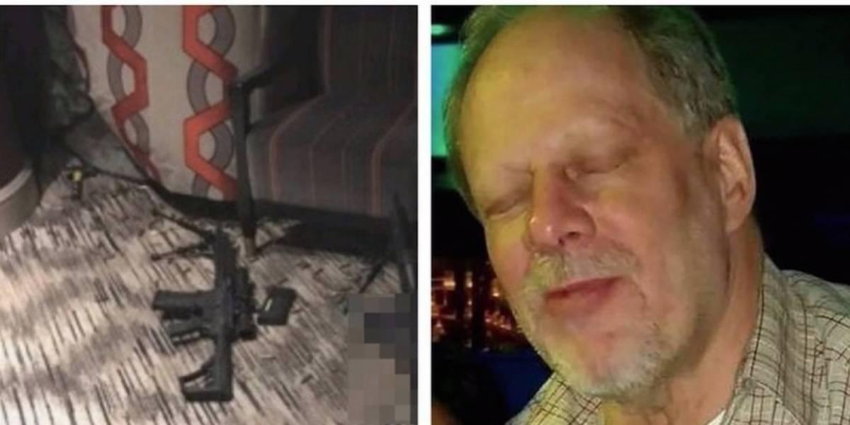 Revelan documentos que delatan hobbies y aficiones del asesino de Las Vegas