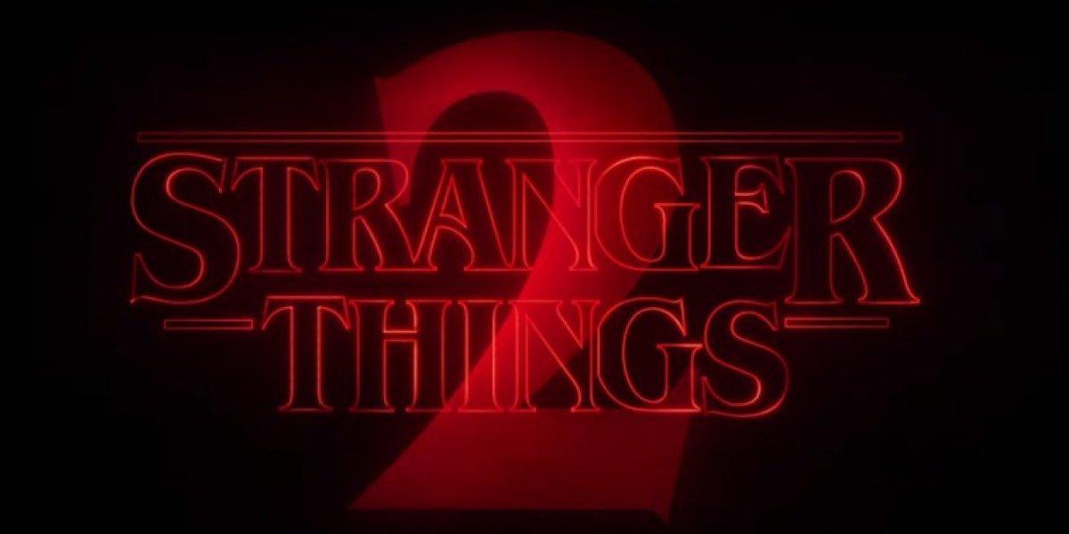 Stranger Things lanza nuevo tráiler de su segunda temporada