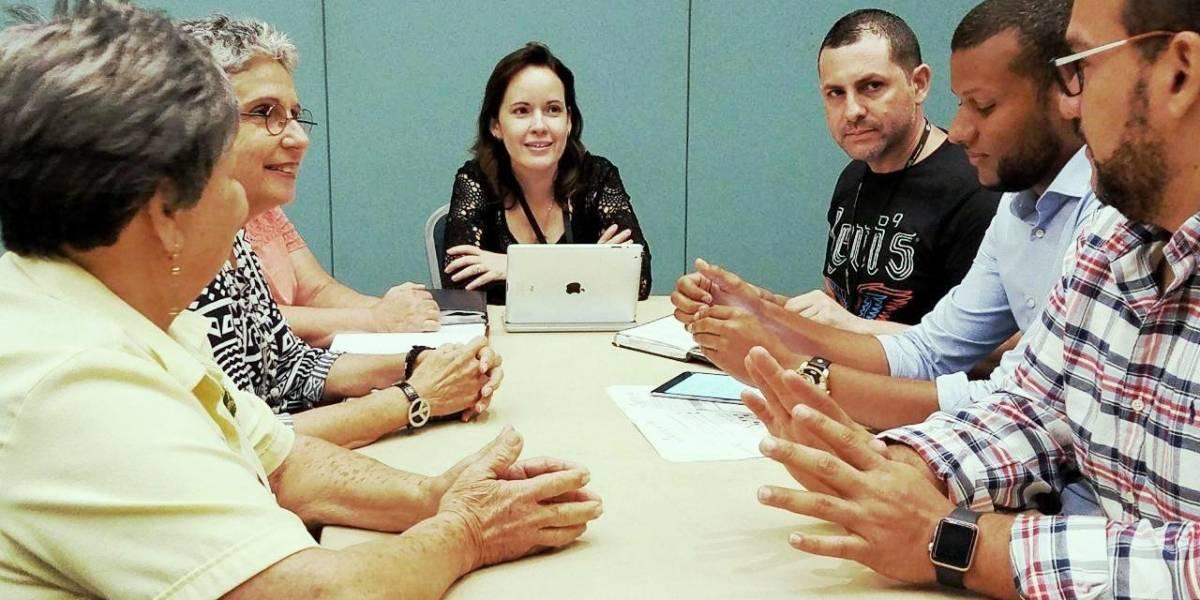 Agrupan líderes para ayudar a los más vulnerables