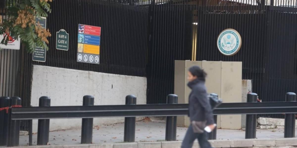 Turquía pide a Estados Unidos que levante la suspensión de visas