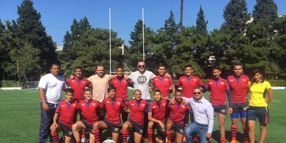El rugby, motivo de superación para niños de La Guajira y Cúcuta