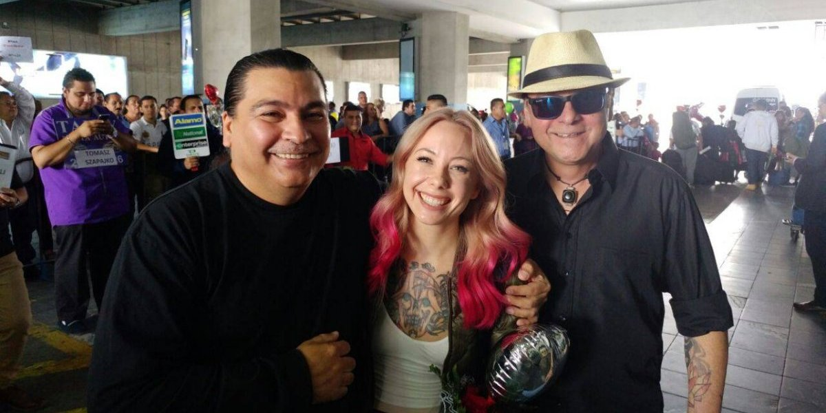 Megan Massacre ya está en Guatemala