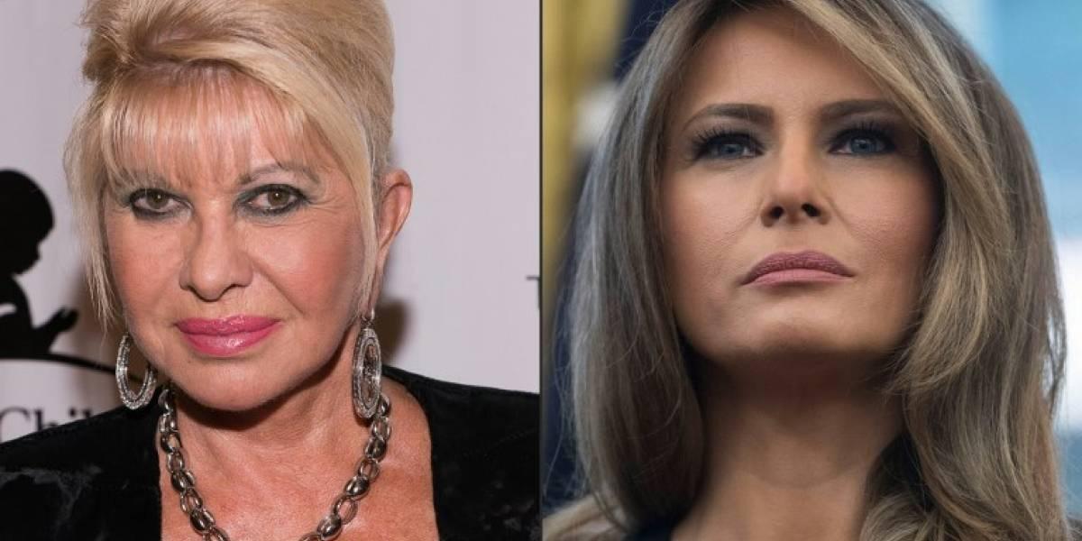 """""""Soy la primera esposa de Trump. Soy la primera dama"""" las polémicas declaraciones de la ex de Trump que enfurecieron a Melania"""