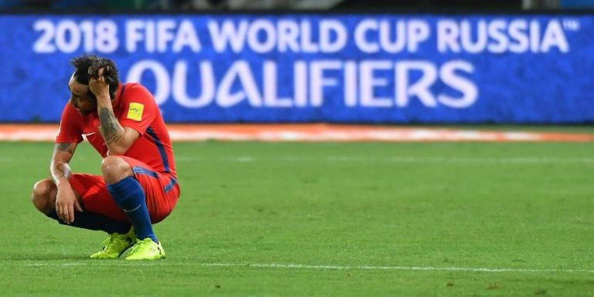 Brasil deja sin Mundial al bicampeón de la Copa América