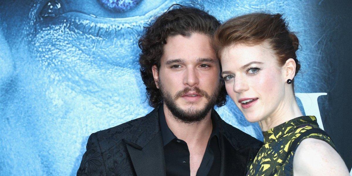 Jon Snow realizó una cruel broma a su novia que casi cancela su matrimonio