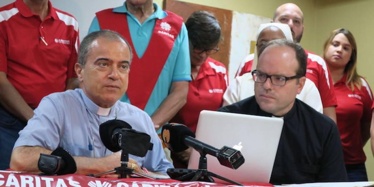 Iglesia Católica ayuda a damnificados en Puerto Rico