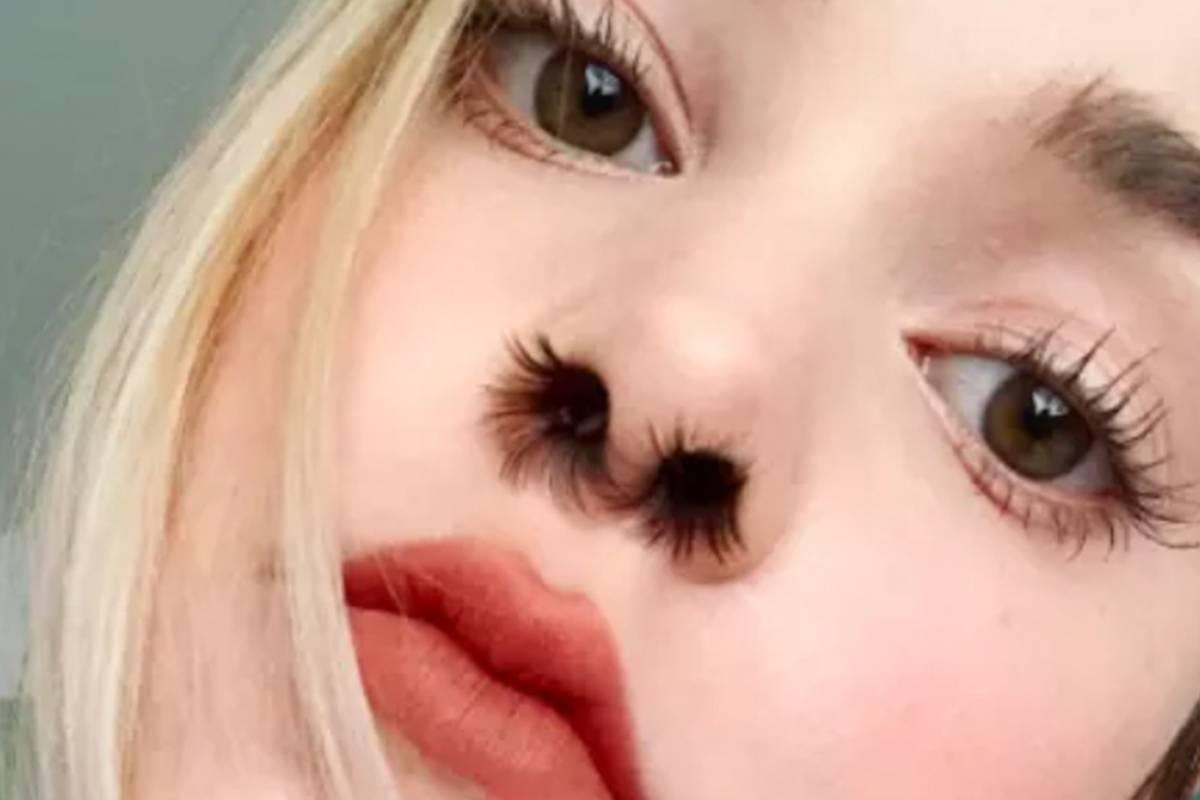 Resultado de imagen de tendencia pelos nariz