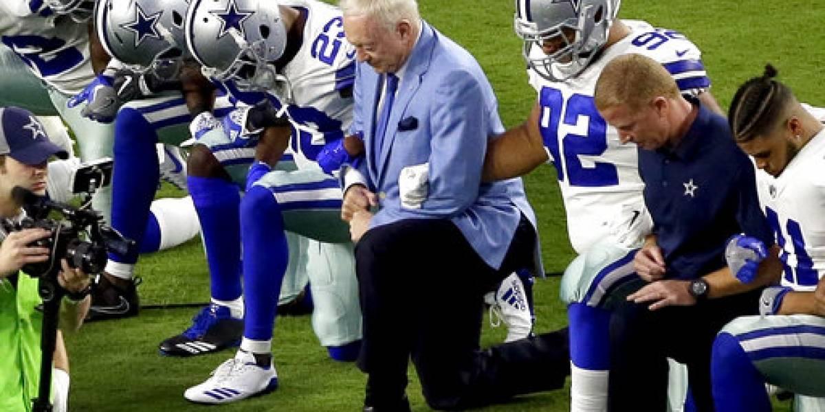 NFL podría cambiar reglamento sobre el himno
