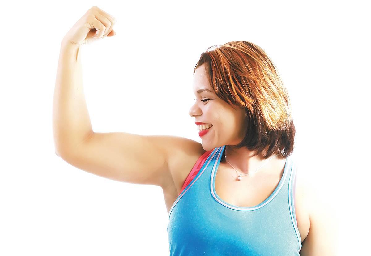 força feminina mulher empoderamento