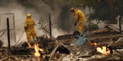Hasta el momento, se han registrado 15 incendios en ocho condados del norte de California, pero las autoridades estatales avisan de que ese número puede aumentar debido a los fuertes vientos, que soplan a un ritmo de 80 kilómetros por hora y que podrían e
