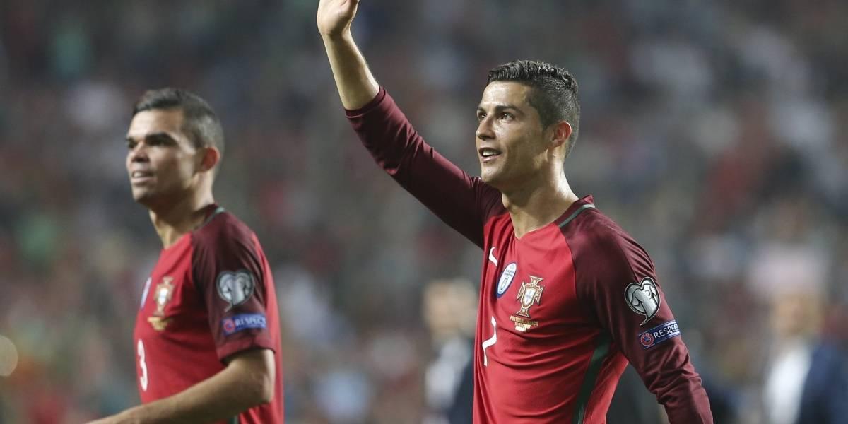 Cristiano Ronaldo estará en el Mundial 2018