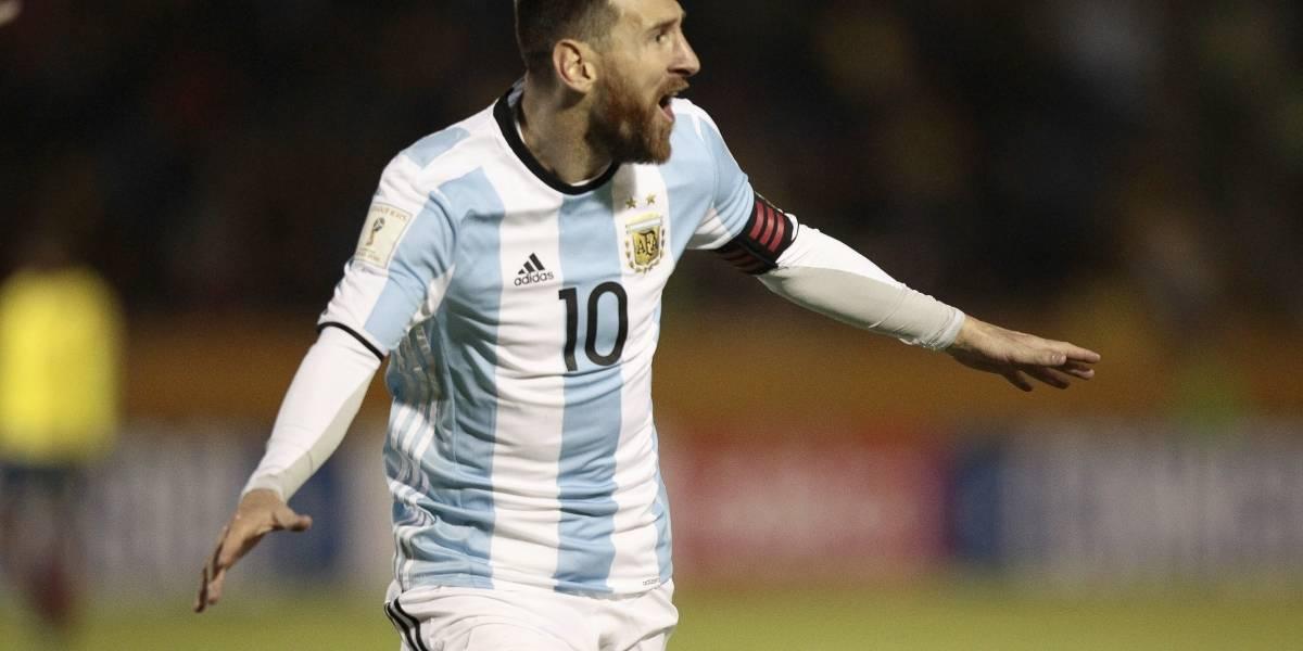 Leo Messi convirtió a sus hijos en meme