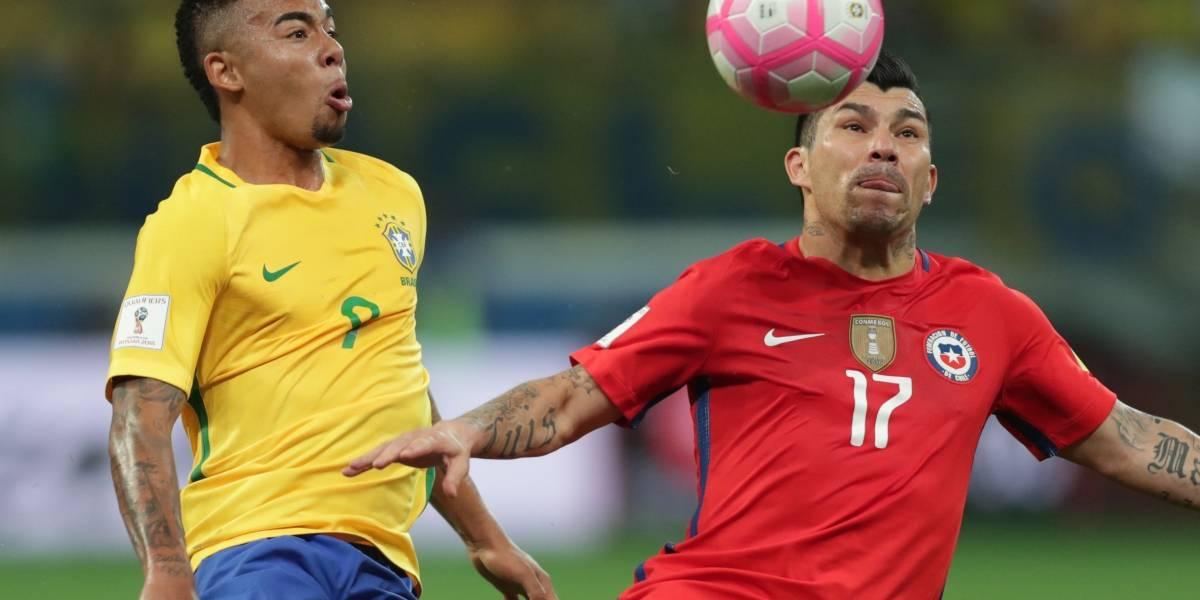 Brasil golea a Chile y lo deja sin su tercer mundial consecutivo
