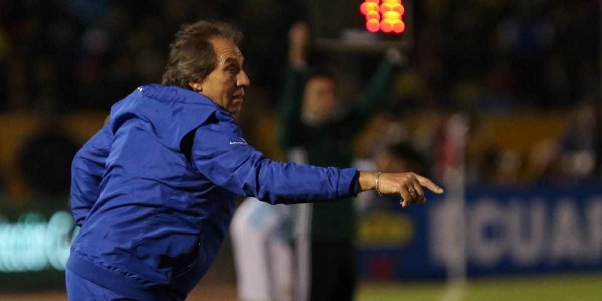 Patricio Lara: Hemos pecado de algunos errores individuales
