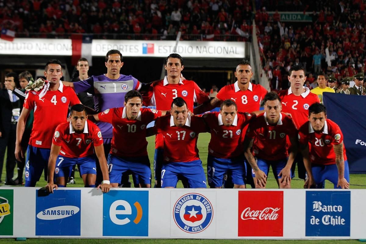 La Roja en la clasificación a Brasil 2014 al vencer a Ecuador - Agencia UNO