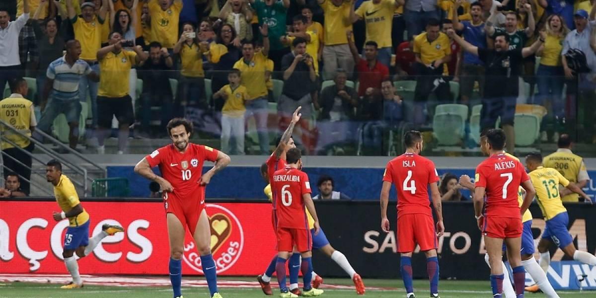 Uno a uno de Chile: equipo sin ideas, sin juego, sin amor propio y sin Mundial