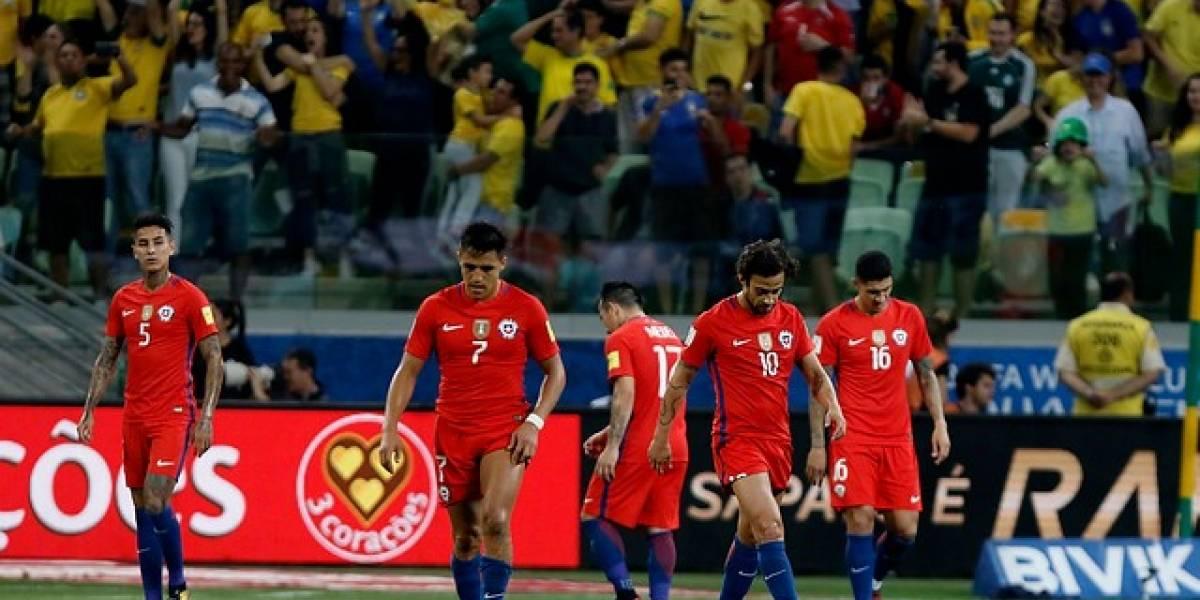 Así vivimos el durísimo traspié que dejó a Chile fuera del Mundial de Rusia 2018