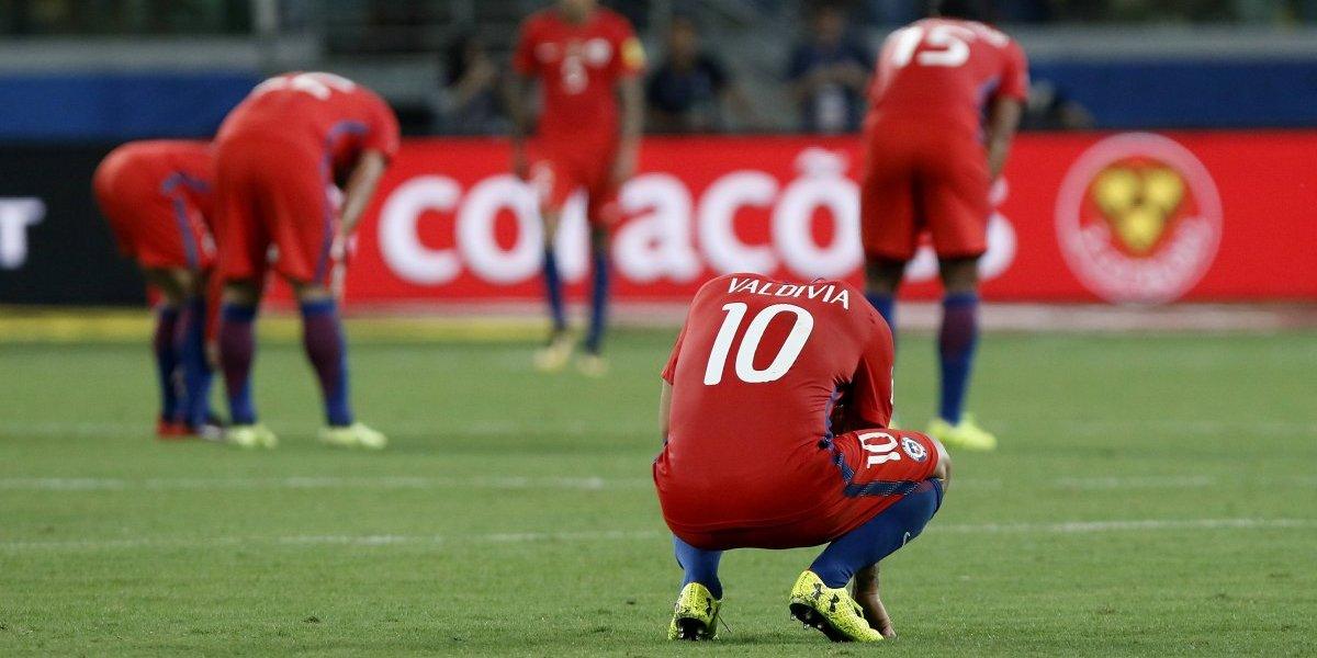 Así quedó la tabla de posiciones del camino sudamericano al Mundial de Rusia