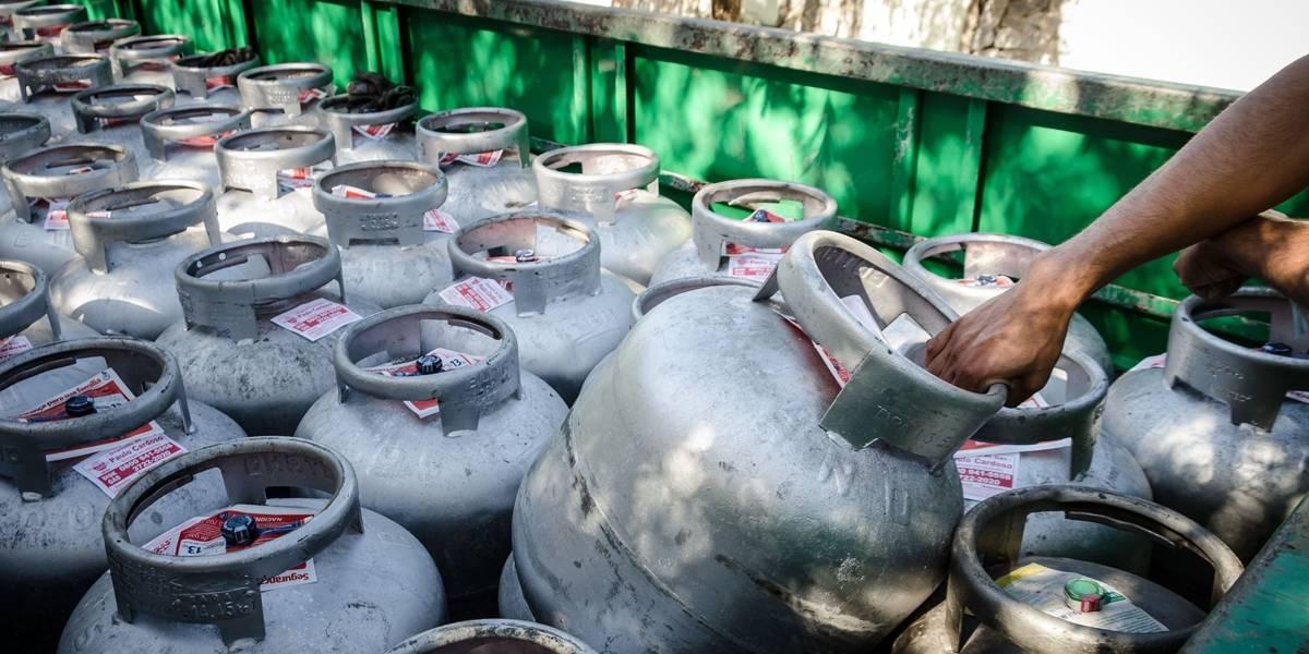 Petrobras reajusta gás de cozinha em 4,5%, em média, a partir de 5/11