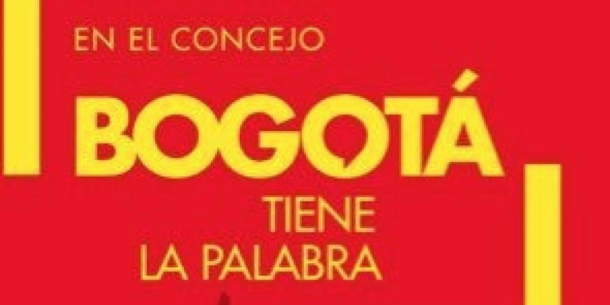 ¡Atención! Dos policías heridos en el Concejo de Bogotá por accidente