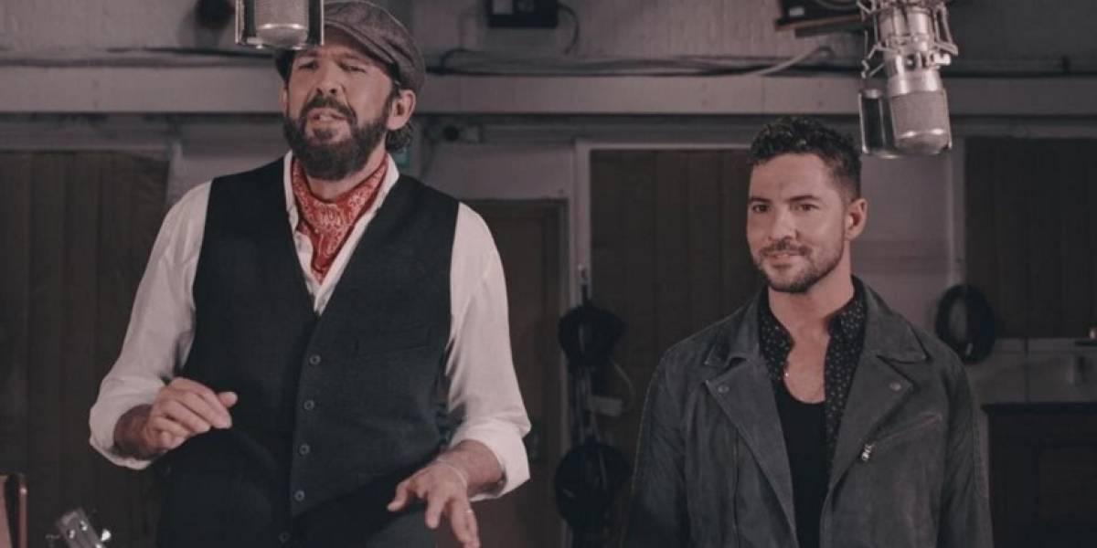 Bisbal y Juan Luis Guerra lanzan versión de famoso tema