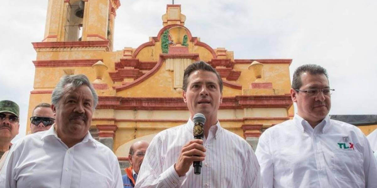 Costará 20 mmdp reconstrucción de escuelas a nivel nacional, estima Peña Nieto