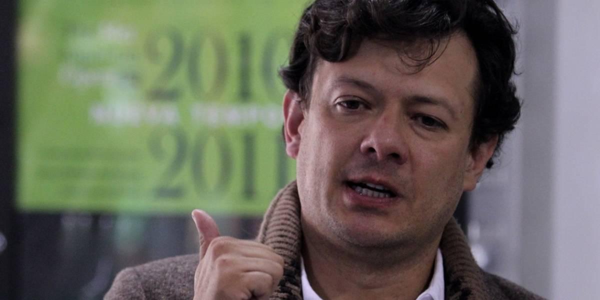 Hollman Morris será candidato a la Alcaldía de Bogotá
