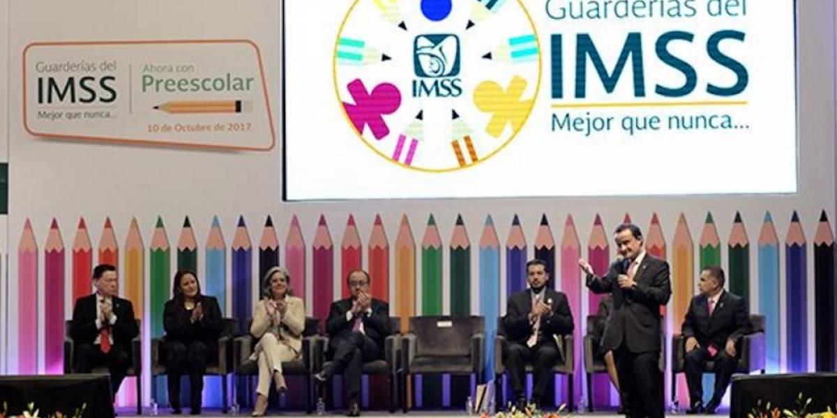 IMSS impartirá educación preescolar en 131 guarderías de la CDMX
