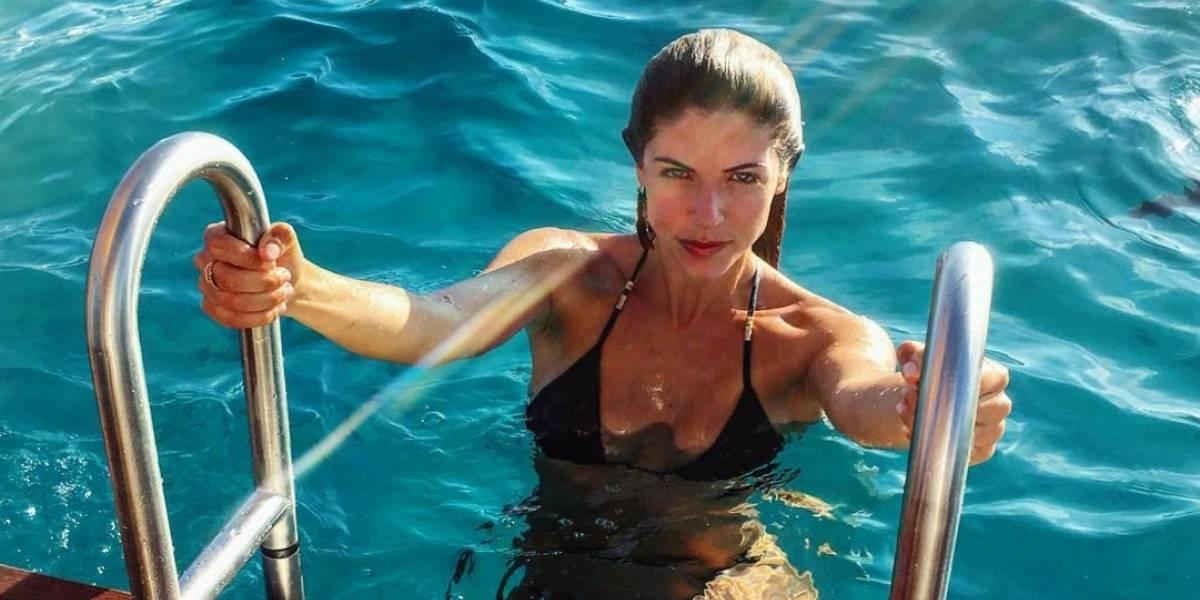 Stephanie Cayo prometió compartir una foto en bikini si Perú ganaba, ¿cumplirá al haber empatado?