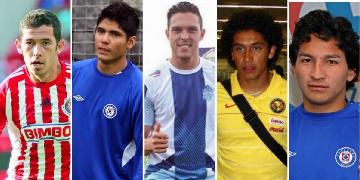 Cinco mexicanos que emigraron al extranjero por la puerta de atrás ¡Villaluz uno de ellos!