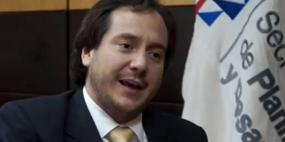 El secretario de Planificación participará en Conferencia en Lima