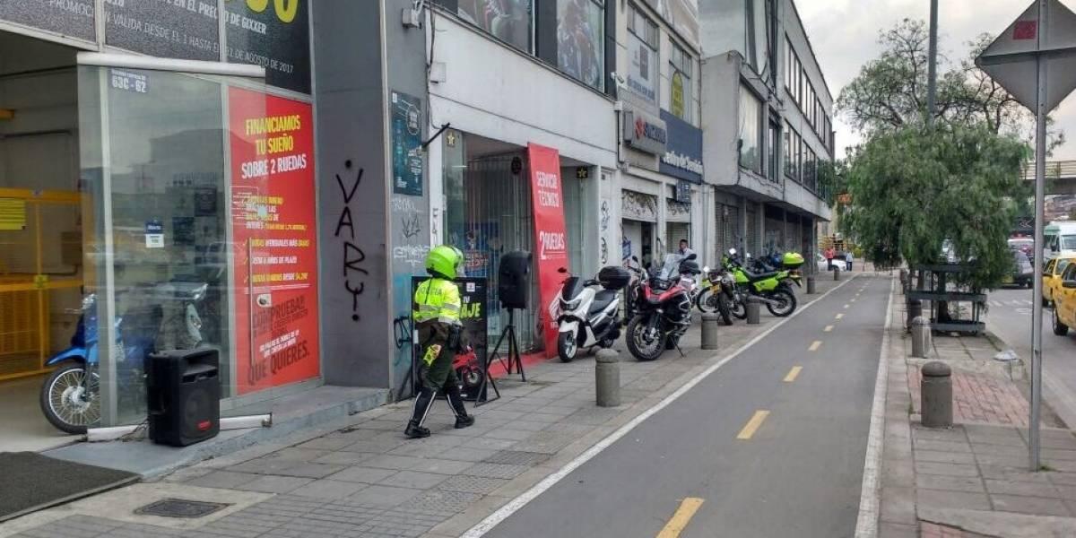 Operativos contra tricimotos utilizados como transporte público en Bogotá