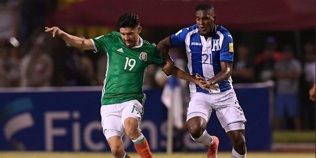 Honduras le gana a México y se mete al repechaje