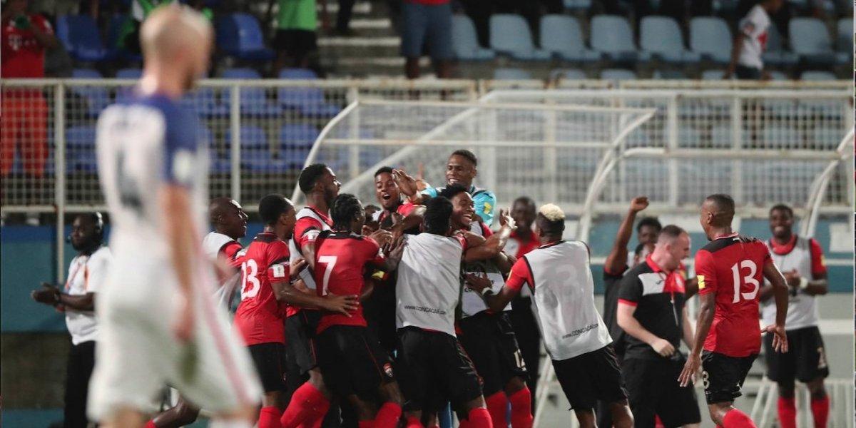 Trinidad y Tobago deja a EU fuera del Mundial 2018