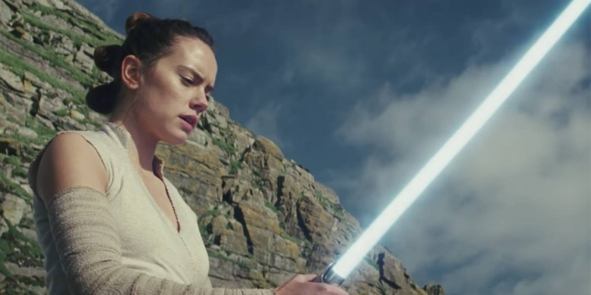 Director de 'Star Wars: The Last Jedi' sugiere a fans que no vean el tráiler