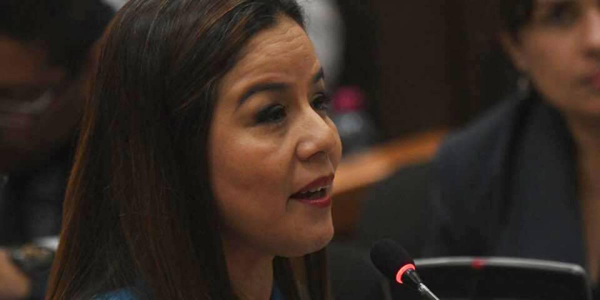 """Caso La Línea: Claudia Méndez pide que le muestren """"toda la evidencia"""" y juez accede"""