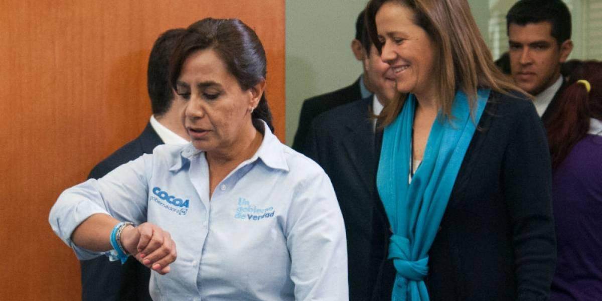 'Cocoa' Calderón sigue los pasos de Margarita y renuncia al PAN
