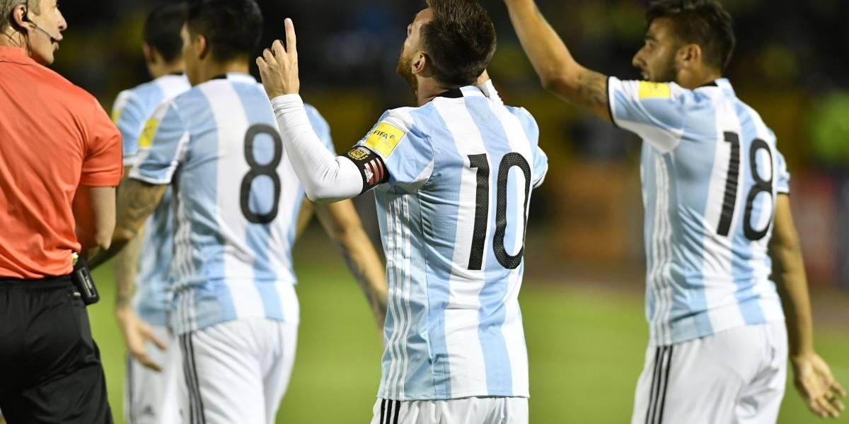 Memes del partido Ecuador vs. Argentina