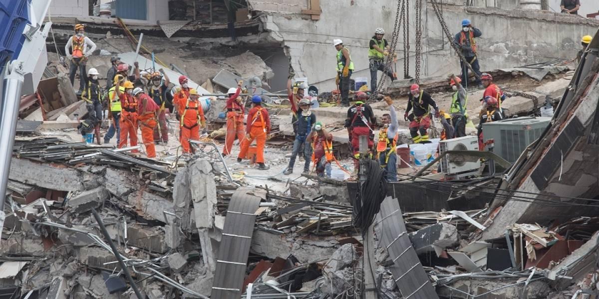Este es el recuento de daños que dejaron los sismos de septiembre