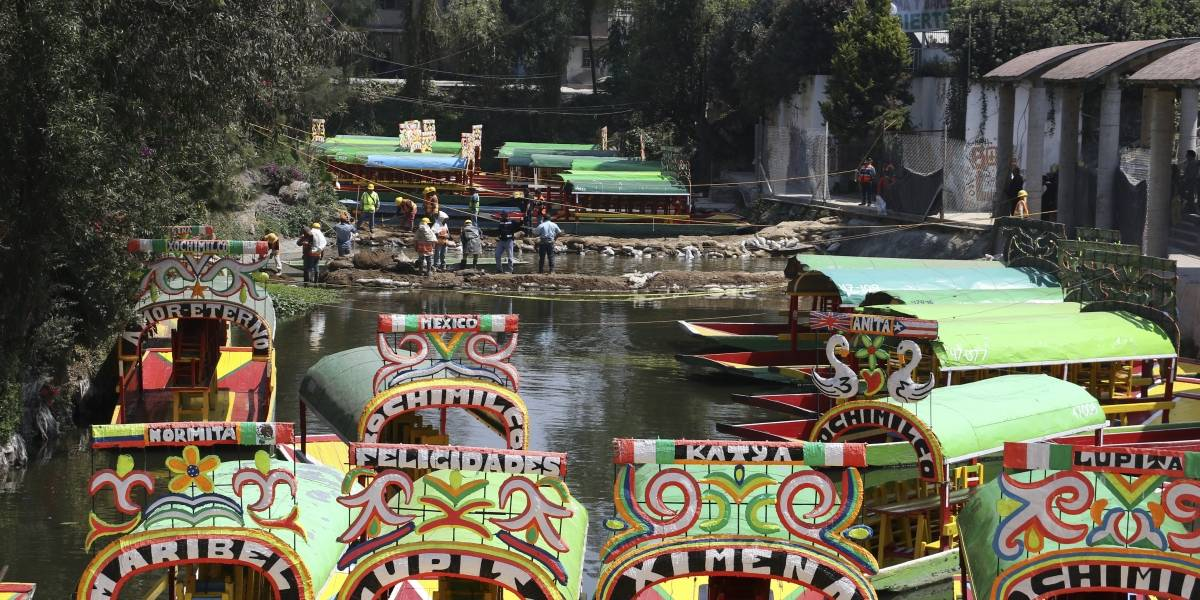 Turismo en Xochimilco cae hasta 50% por sismo del 19-S