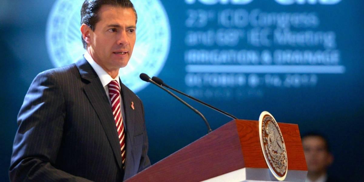 Envía Peña Nieto al Senado iniciativa para regular tecnología financiera
