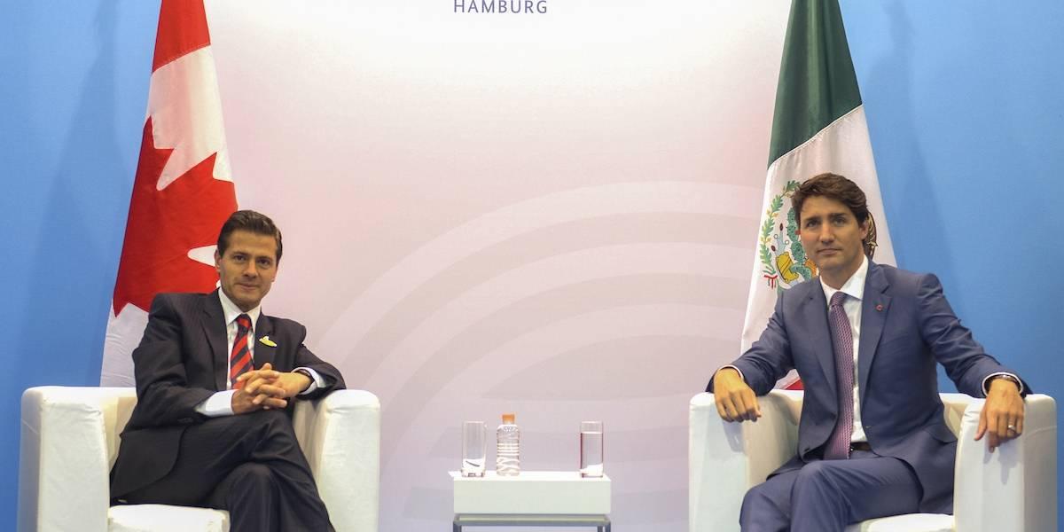 México, amigo y aliado estratégico de Canadá en América del Norte