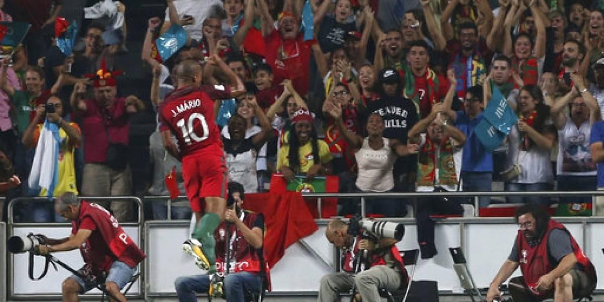 Portugal y Francia clasifican al Mundial 2018