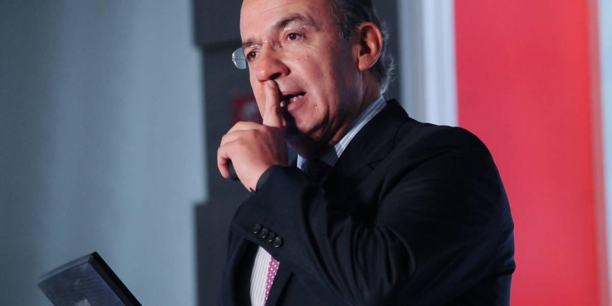 Margarita no pedía candidatura sino contienda democrática: Calderón